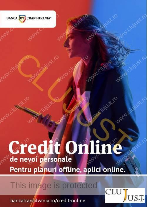 Aplicare credit online bt