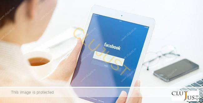 O femeie din Cluj a fost amendată de Poliție pentru că i-a adresat injurii pe Facebook concubinului fiicei ei