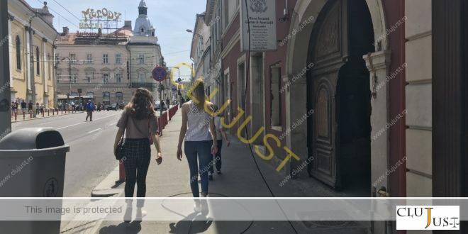 O societate notarială cu servicii online din centru Clujului a rămas fără internet din cauza Vodafone