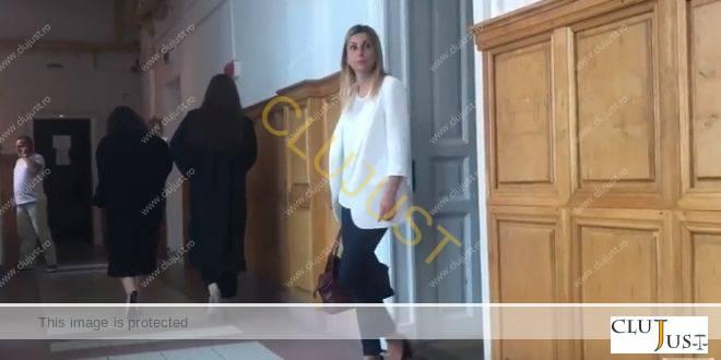 Camelia Tișe a renunțat la cererea de divorț depusă la Judecătoria Cluj-Napoca