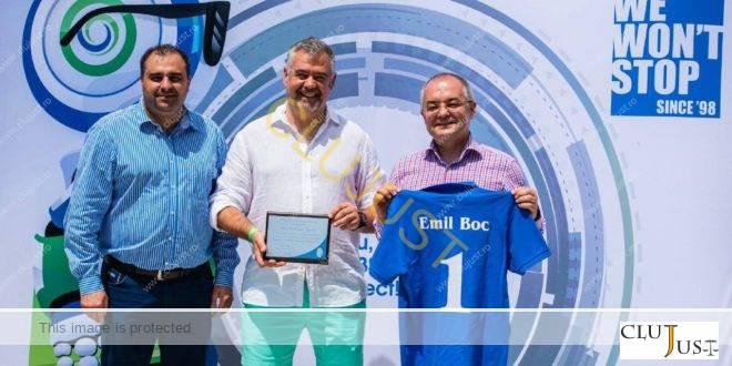 Viceprimarul Dan Tarcea a susținut cu patos proiectul imobiliar al lui Voicu Oprean, iar a doua zi se distra la party-ul Arobs