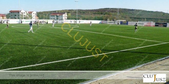 """Primăria și Fundația Primăvara Clujană pierd un teren de fotbal din baza sportivă """"Dan Anca"""". Contractul de asociere încalcă legea"""