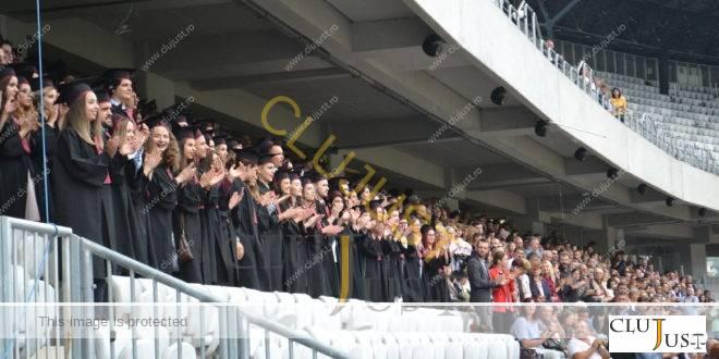 O absolventă de Cluj are cel mai mare punctaj din țară la examenul de admitere în Barou