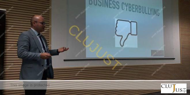 """Concluzia unui workshop organizat de avocați și medici în Cluj: """"este necesară o lege specială a cyberbullying-ului"""""""