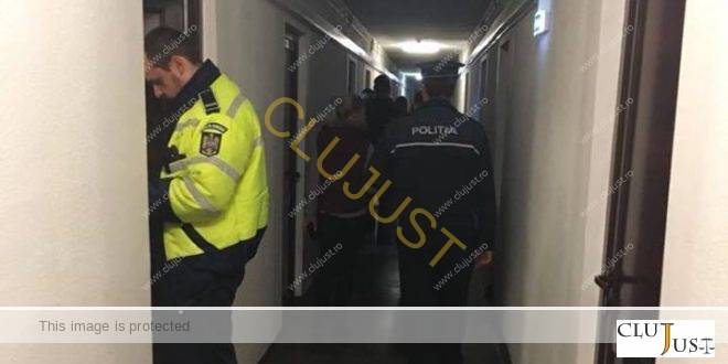 Razie în căminele studențești din Mărăști. Vezi ce au descoperit polițiștii!