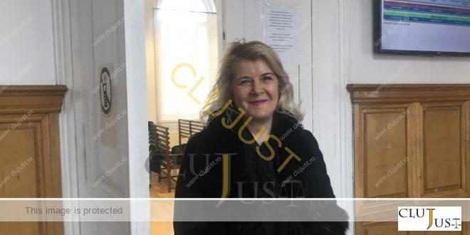 Cântăreața Crucița Cistelecan a fost audiată în procesul pentru presupusa lovire a fostului iubit