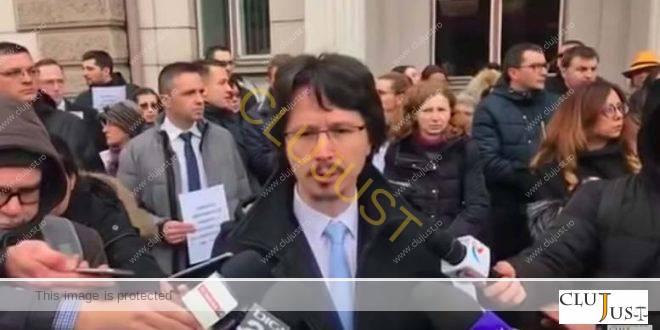 """Danileț despre declarații publice împotriva sistemului judiciar """"făcute de politicieni, jurnalişti şi chiar avocaţi"""""""