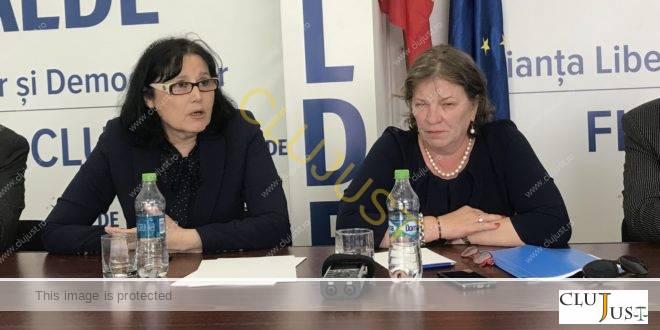 Deputatul ALDE Steluța Cătăniciu acuză blat între PSD, PNL și UDMR pentru blocarea Aeroportului Cluj