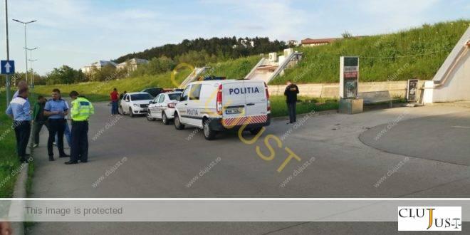 Un bărbat s-a împușcat în cap într-un poligon privat din Florești