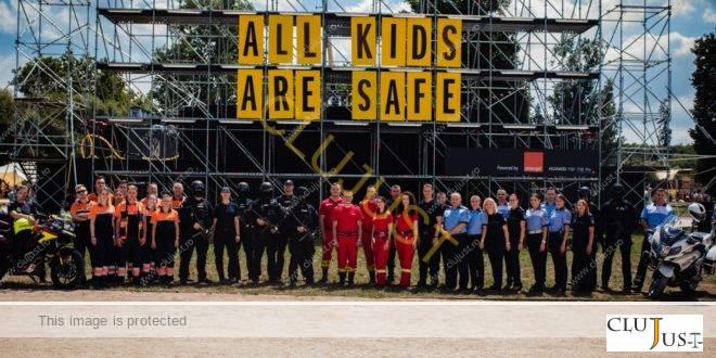 83 de fapte penale constatate de polițiști și jandarmi la festivalul Electric Castle