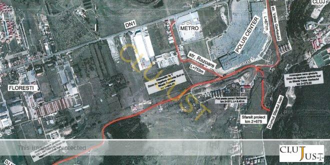 Primăria Florești se luptă în justiție să scape de firma Diferit SRL, care trebuia să construiască centura de sud a localității