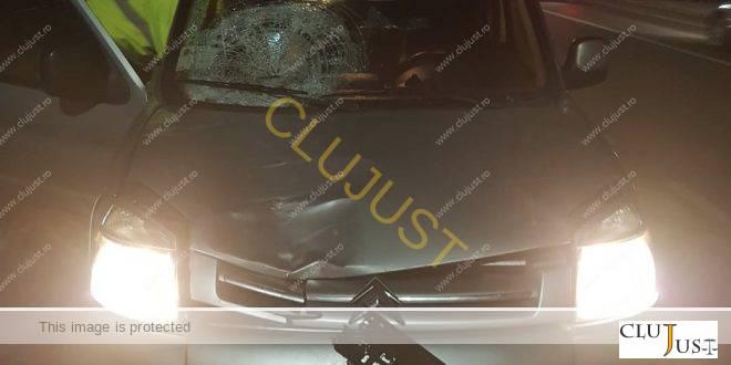 Adolescenta lovita pe trecere de o masina condusa de un neamt de 82 de ani