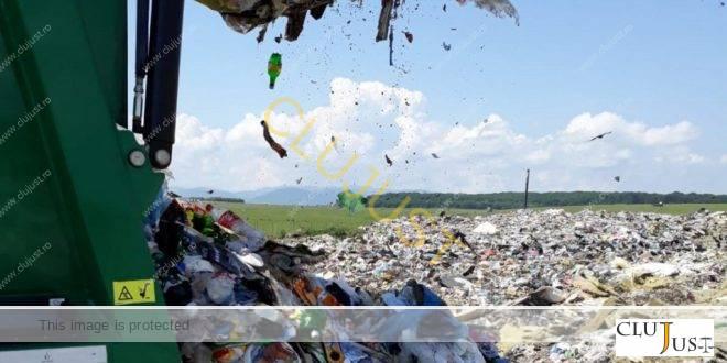 Decizie CA Cluj ce va constitui un reper pentru o problemă națională: Platformele temporare de stocare a deșeurilor