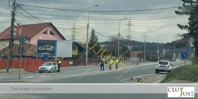 Stare de urgență: Peste 280 de sancțiuni contravenționale, în valoare de aproape 400.000 lei, în ultimele 24 de ore în Cluj