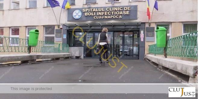 S-a stins un barbat de 71 de ani cu COVID19 in Spitalul de Boli Infectioase Cluj