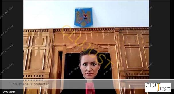 Primul proces din România desfășurat exclusiv printr-o platformă online VIDEO