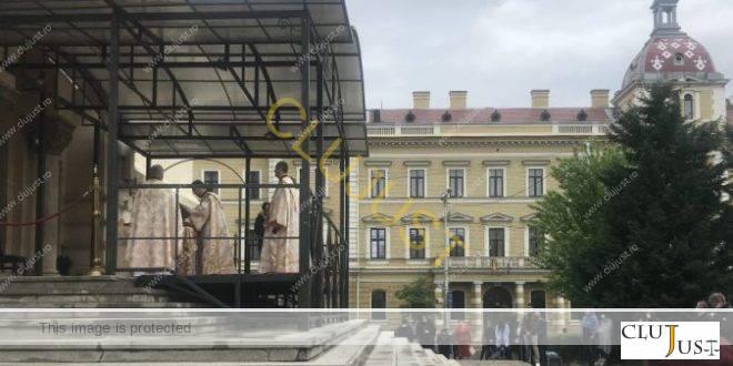 Din 8 august este obligatorie masca la evenimente/întruniri publice deschise în Cluj