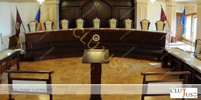 Decizia CCR la sesizarea din procesul dintre un SRL și societatea decanului Baroului Alba