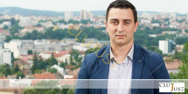 Avocatul Dan Codrean este candidatul PRO România la funcția de primar al municipiului Cluj-Napoca