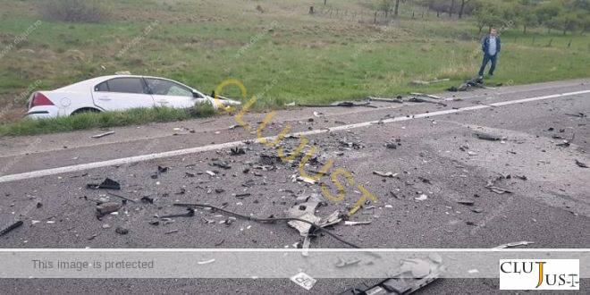 """Polițiștii au reținut 16 permise pentru depășiri neregulamentare în 4 ore pe """"drumul morții"""" din Cluj"""