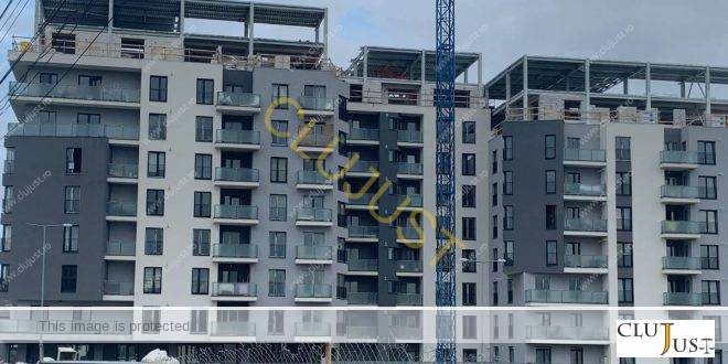 """Inovație în urbanismul de Cluj: """"Cotețe pe bloc"""", vândute ca penthouse-uri"""