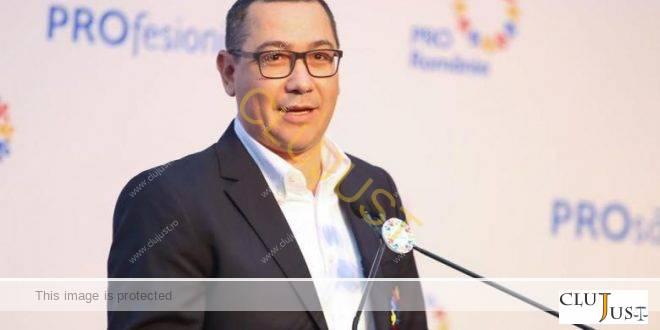 Victor Ponta a pierdut procesul de contencios privind plagiatul. Va constata Baroul București încetarea calității de avocat?