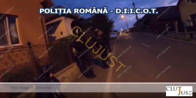 Fostul șef Antidrog Cluj, Liviu Șipoș, trimis în judecată alături de alți 6 inculpați, din care doi polițiști activi