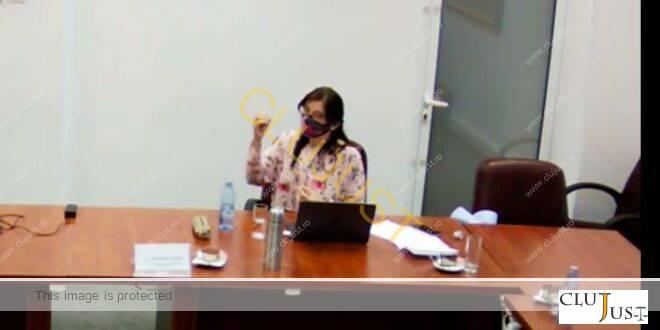 Ce îi îndeamnă Andrea Chiș pe judecători și avocați în legătură cu concursul pentru posturi la ÎCCJ