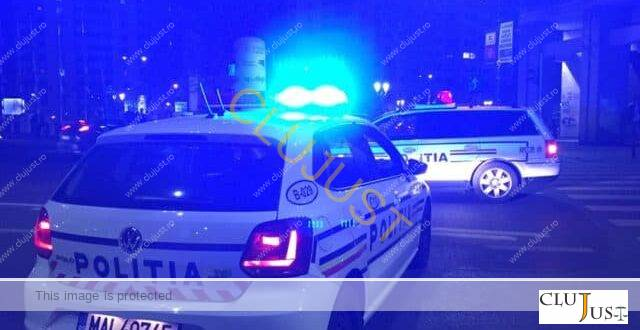 Un tânăr l-a lovit cu pumnul în față pe un polițist din Florești care i-a cerut să dea muzica mai încet în apartament