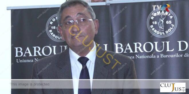 """De tot râsul! Un vicepreședinte UNBR a cerut opinia Parchetului General despre proiectul """"avocatul specializat"""" Răspunsul e…elegant"""