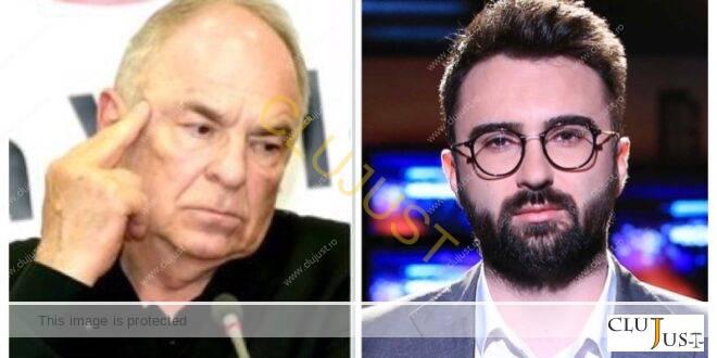 Scriitorul Gabriel Liiceanu a pierdut definitiv procesul contra realizatorului TV Ionuț Cristache