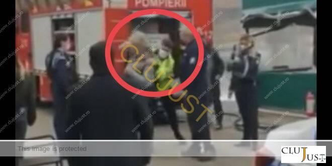 Polițistul care l-a pus la pământ pe bărbatul din Pitești pierduse recent proces pentru anularea unei sancțiuni